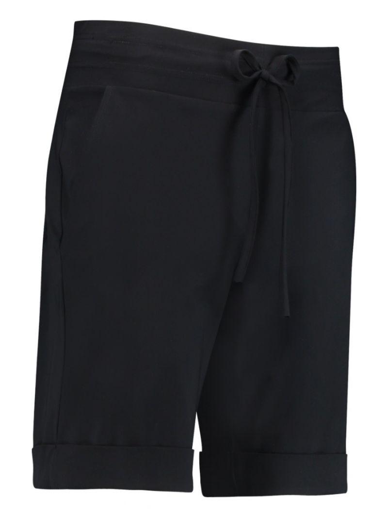 01853 Bermuda Travel Trousers - Zwart