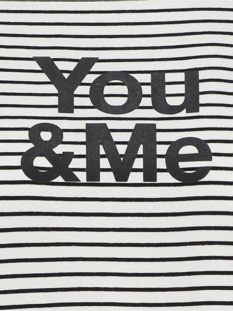 Streep Shirt You en Me