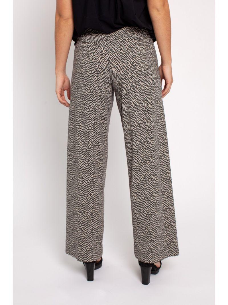 Travel Print Trousers