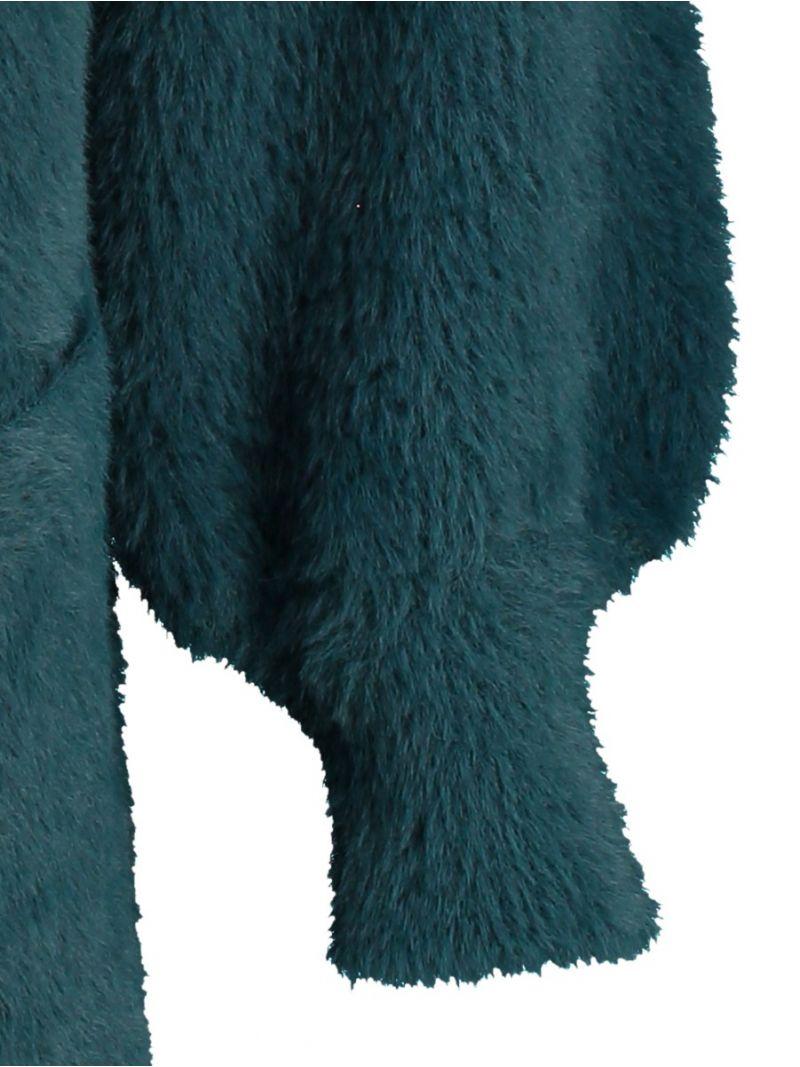 03405 Caprice Cardigan - Deep Green