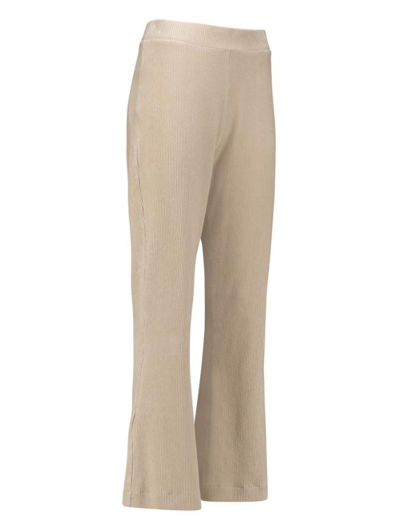03518 Lier Rib Trousers - Sand