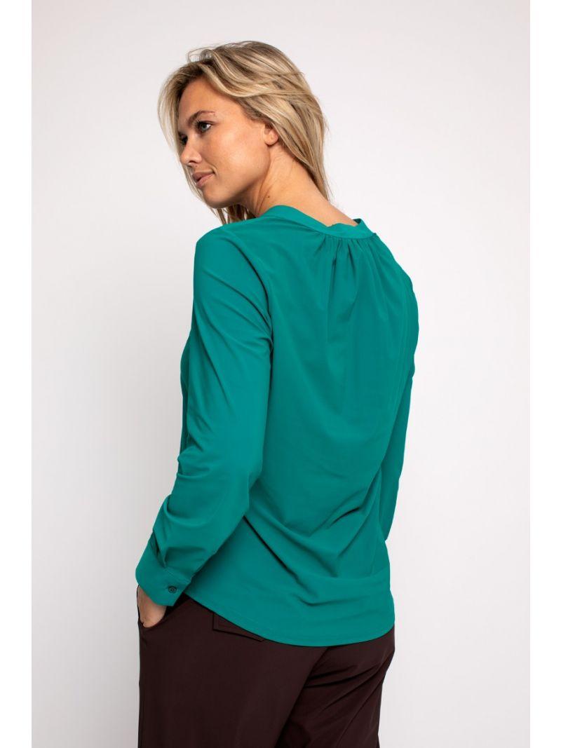 03556 Zelinda Shirt - Groen