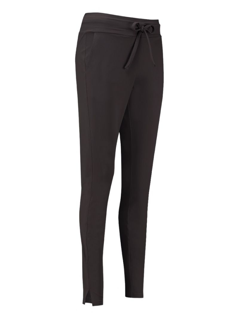 03569 Downstairs Travel Trousers - Donker Bruin