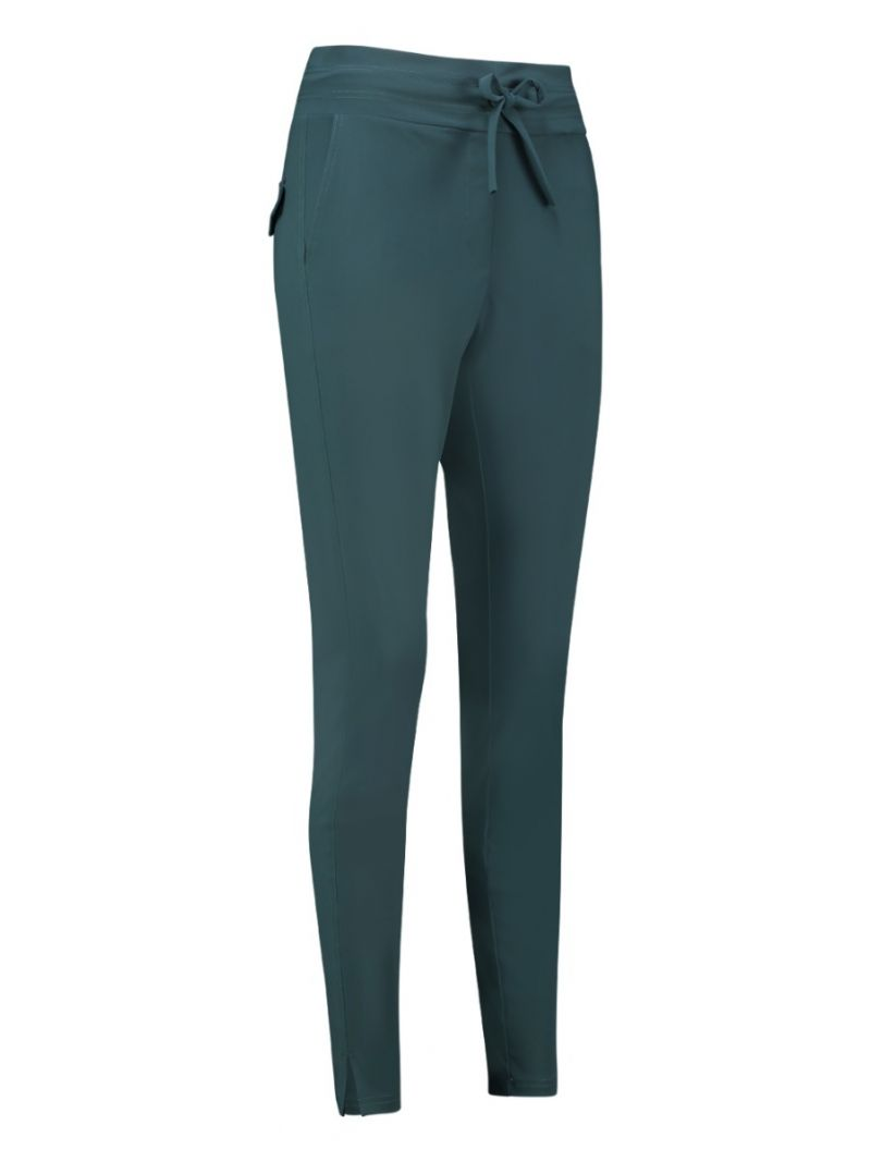 03620 Downstairs Trousers Deep Green