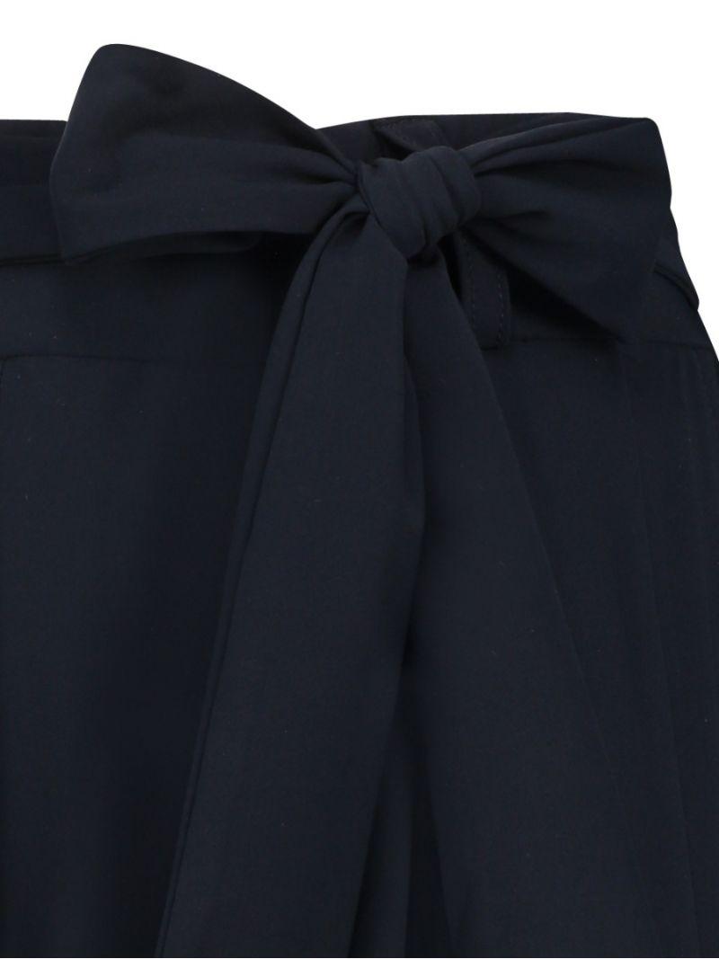 03631 Davina Travel Trousers - Donker Blauw
