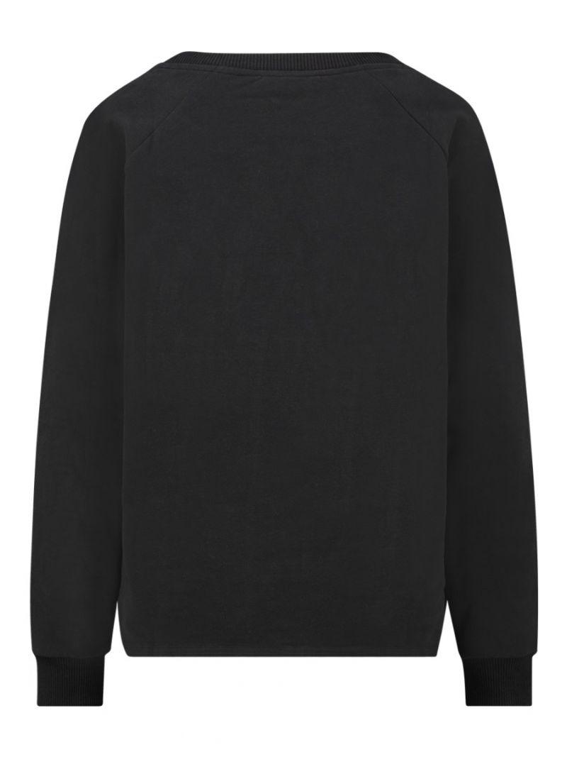 03654 Ciao Soft Sweater - Zwart