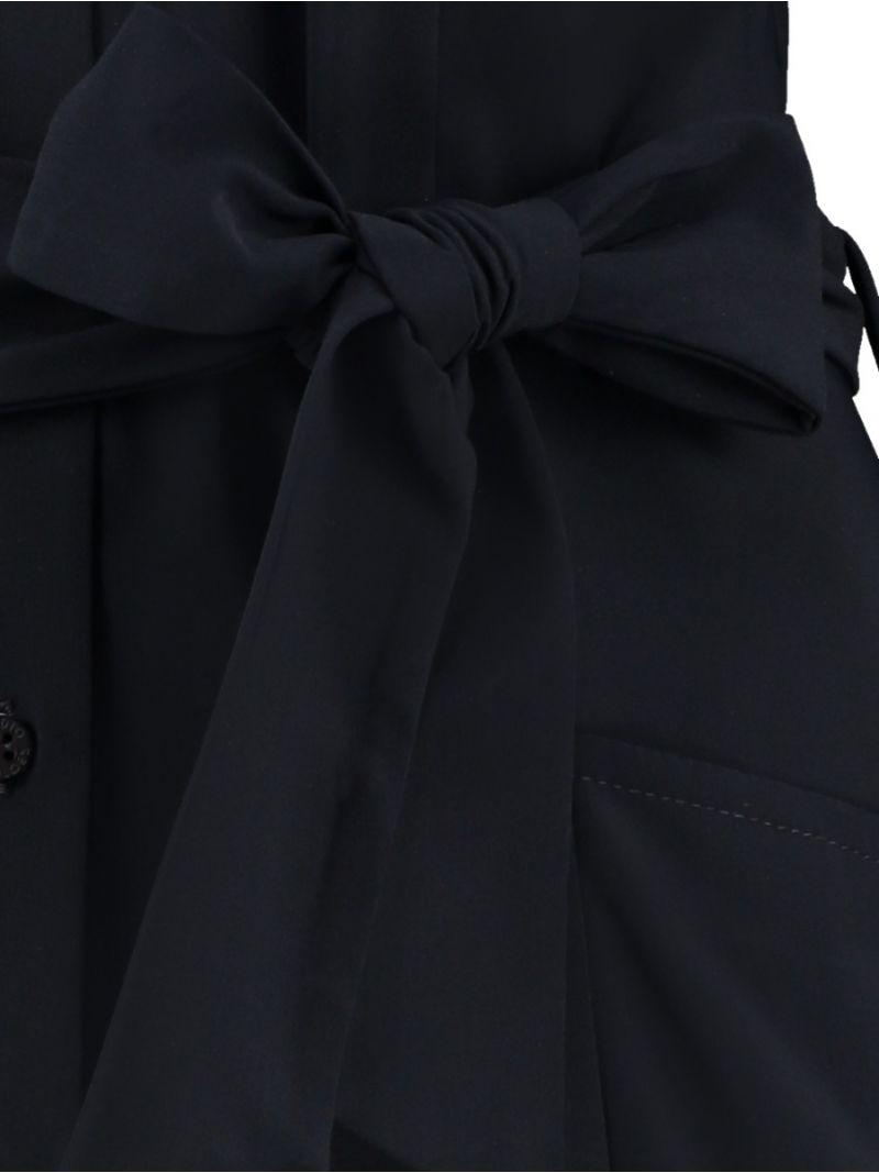 03679 Cindy LS Dress - Dark Blue