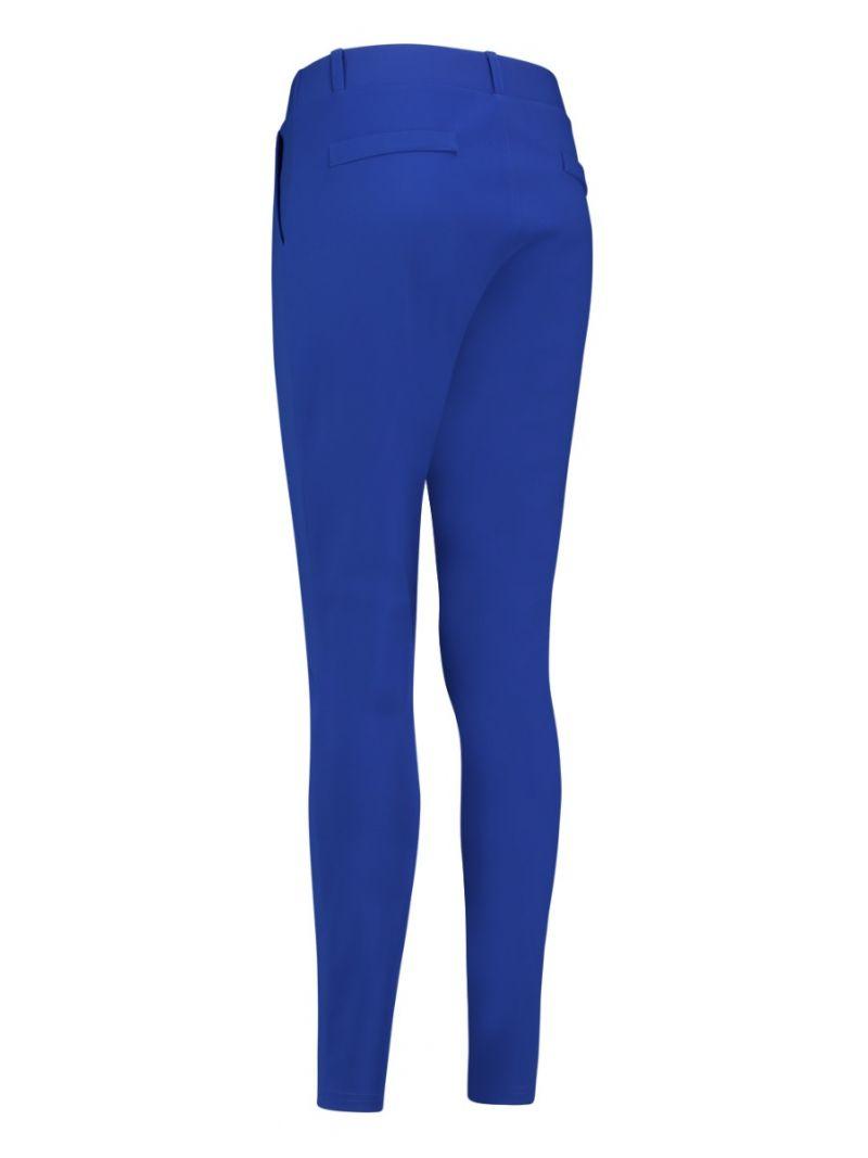 03692 Flo Bonded Trousers - Kobalt Blauw