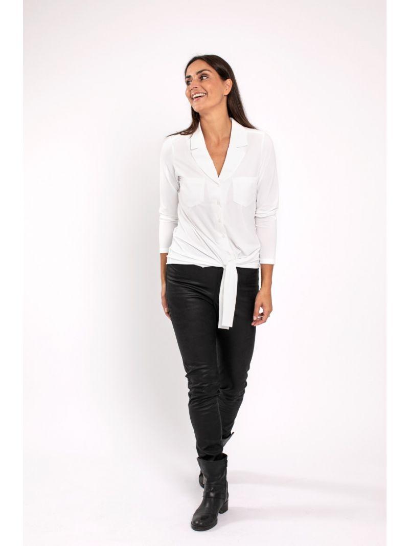 03693 Jolie Blouse - Off White