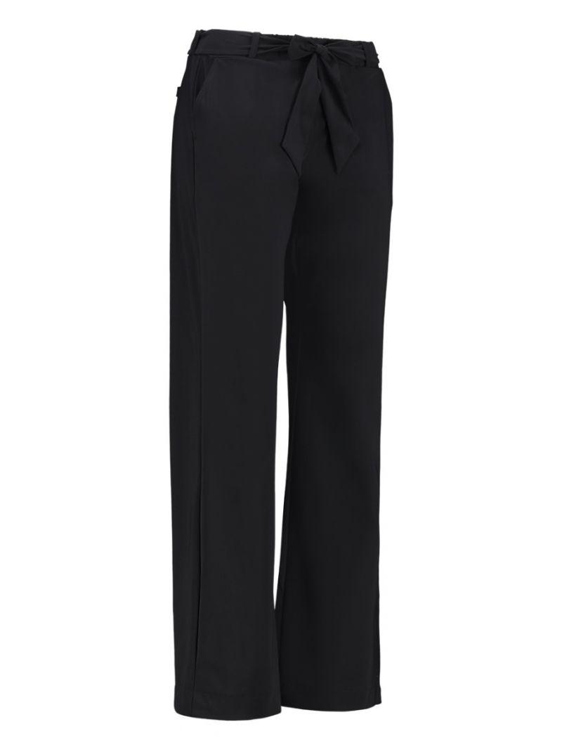03784 Marilyn LONG Travel Trousers - Zwart