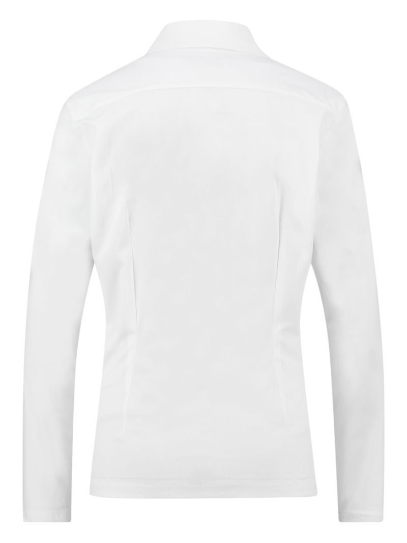 03826 Poppy Shirt - Off-White