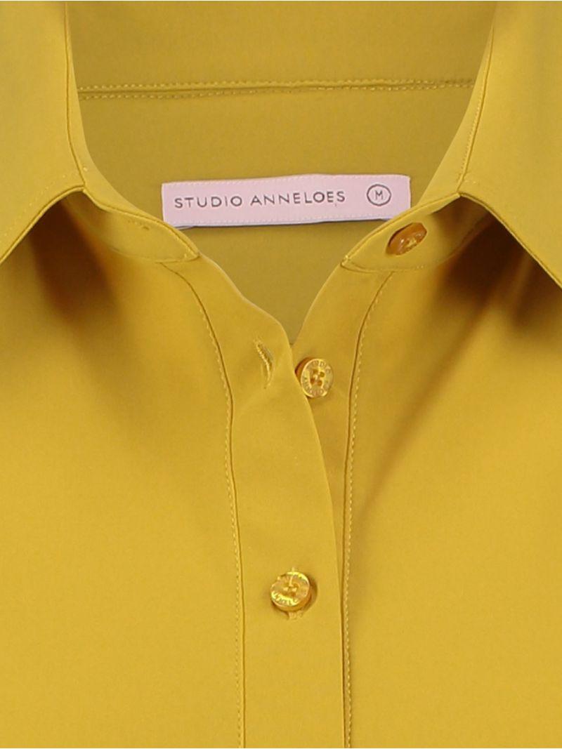 03833 Poppy Shirt - Okergeel