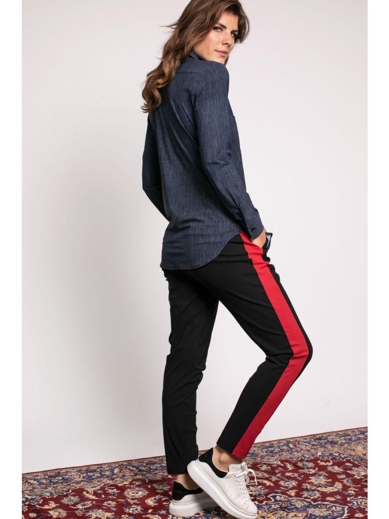 03910 Common Travel Trousers - Zwart
