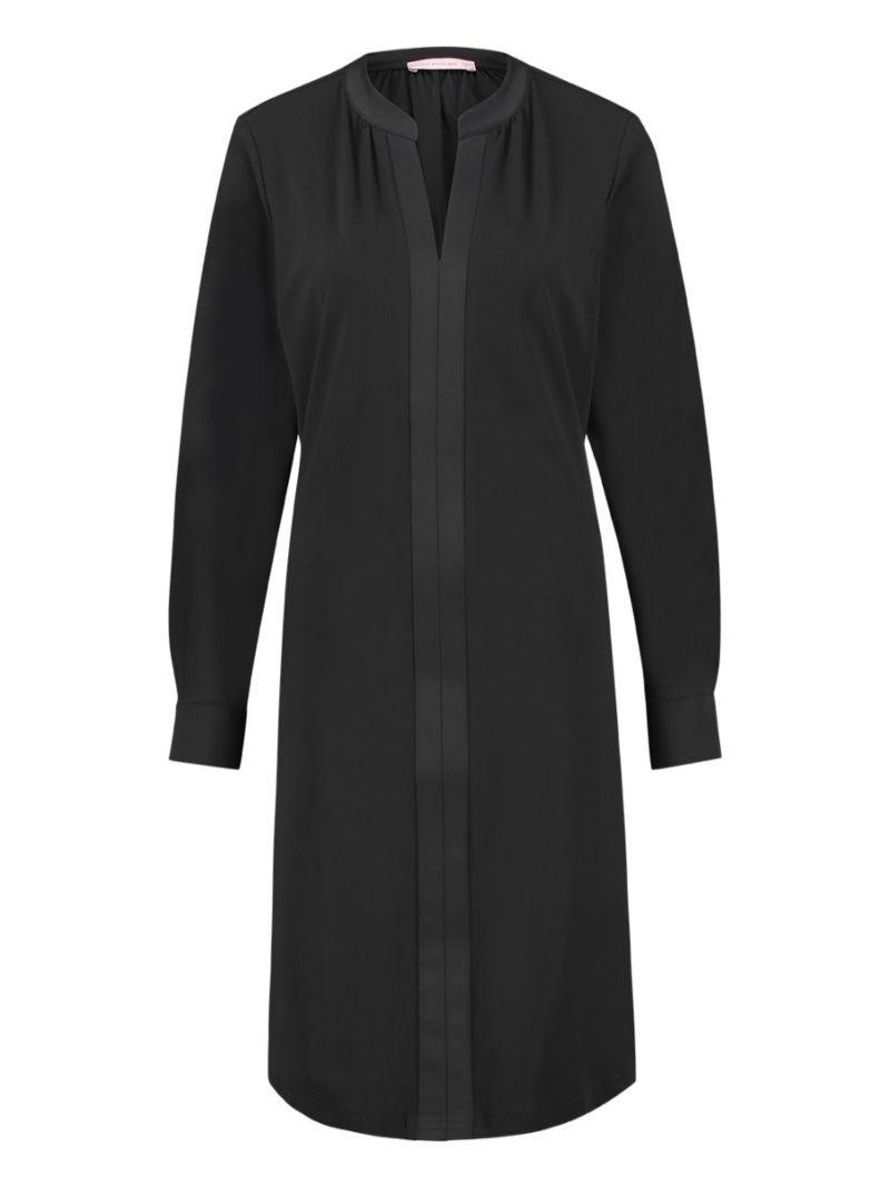 04006 Zelinda Dress - Zwart