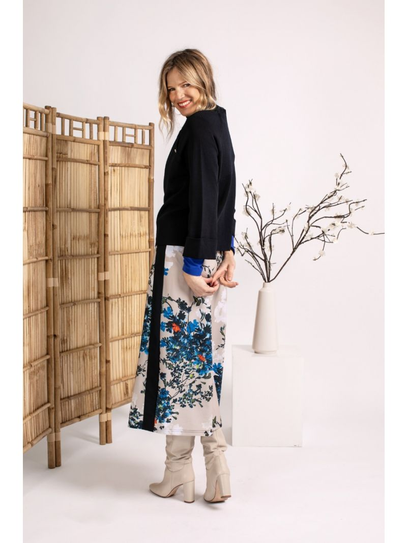 04049 Louise Blossom Skirt