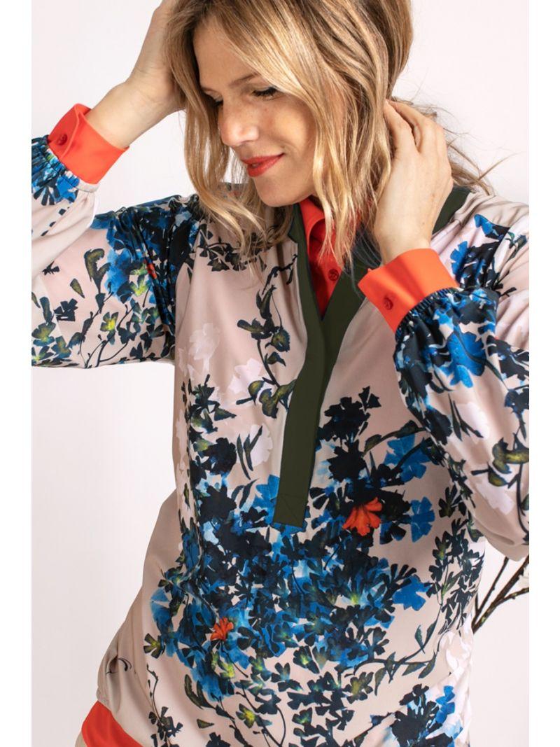 04053 Zen Blossom Shirt