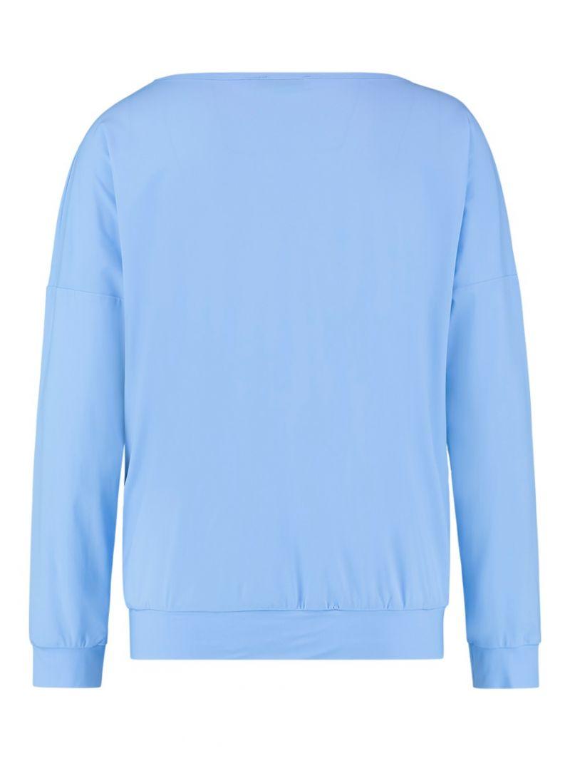 04114 Maggie Shirt - Licht Blauw