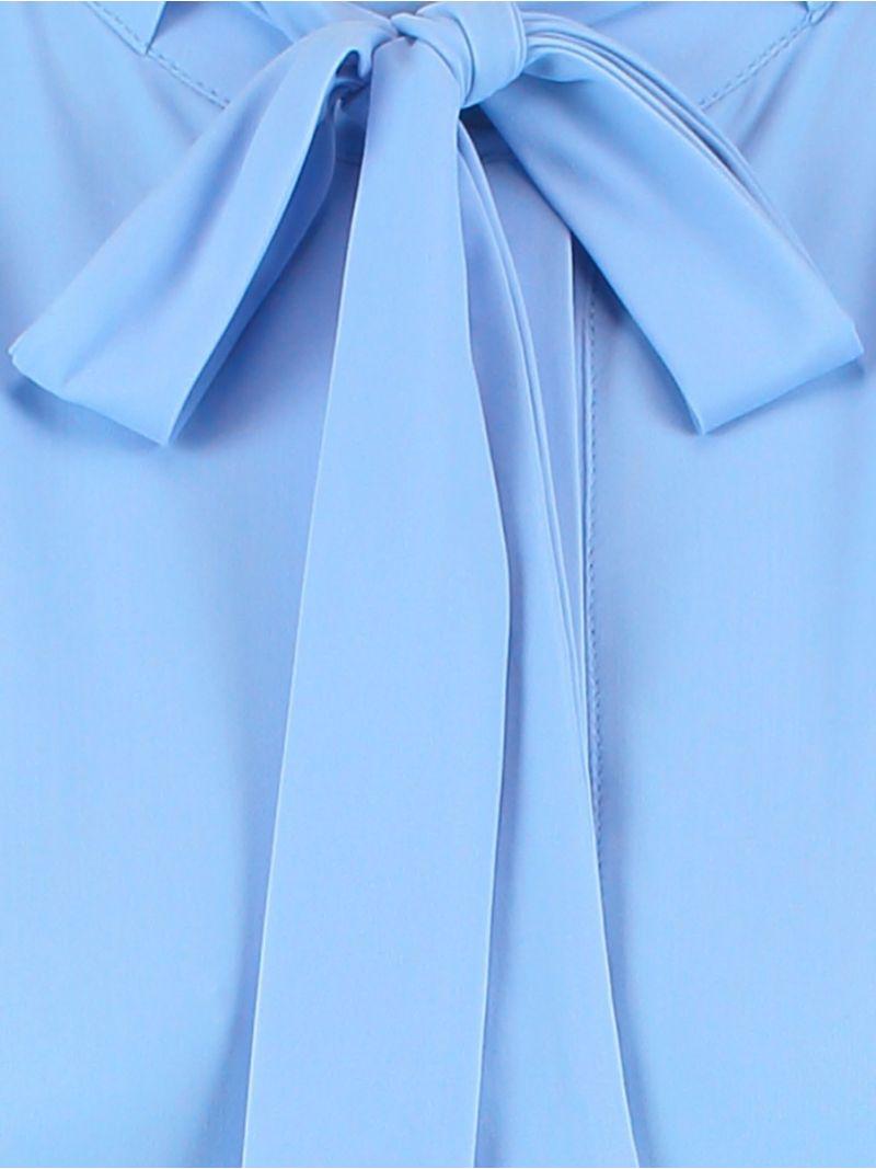 04116 Elly Travel Blouse - Licht Blauw