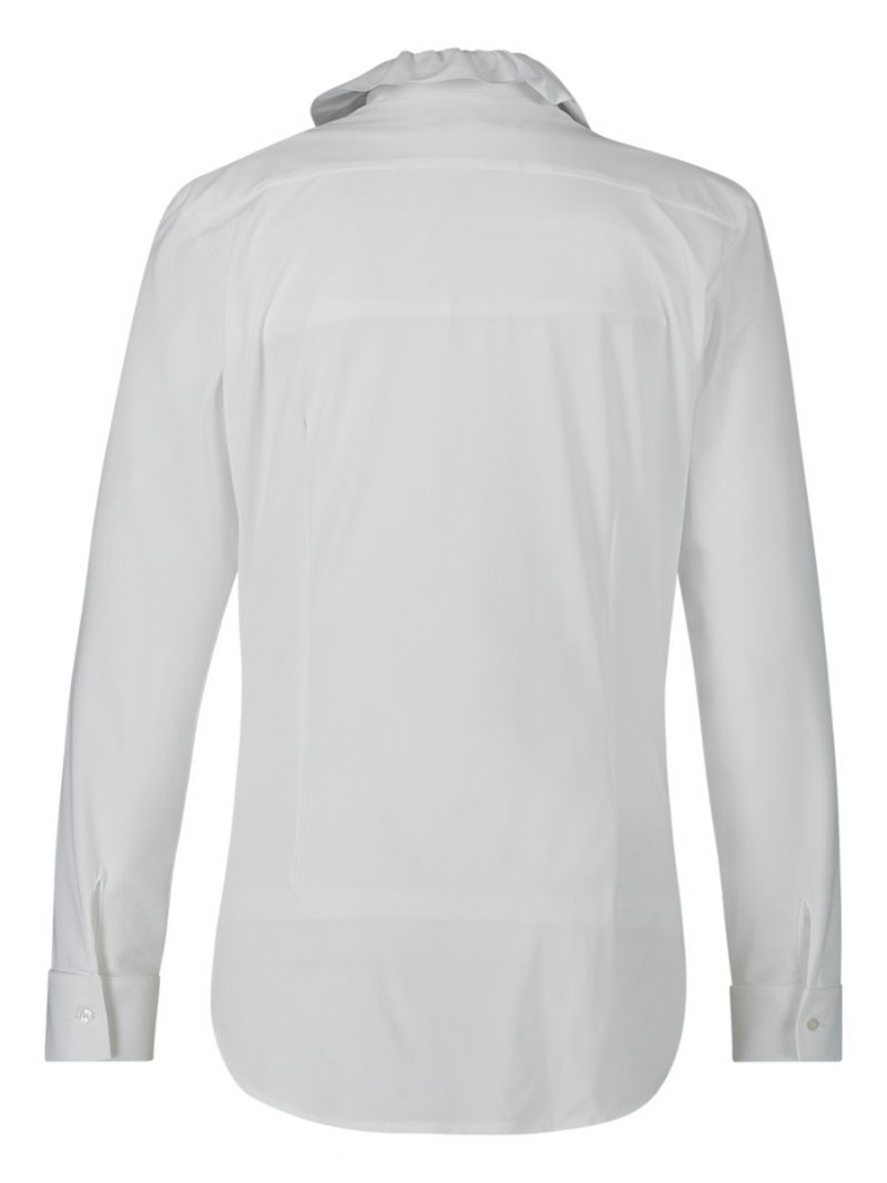 04182 Manhattan Blouse - Off White