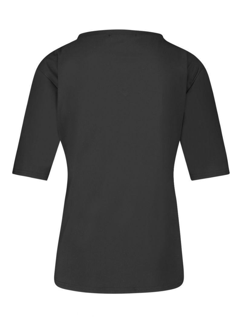 04190 Rolly T-Shirt - Zwart