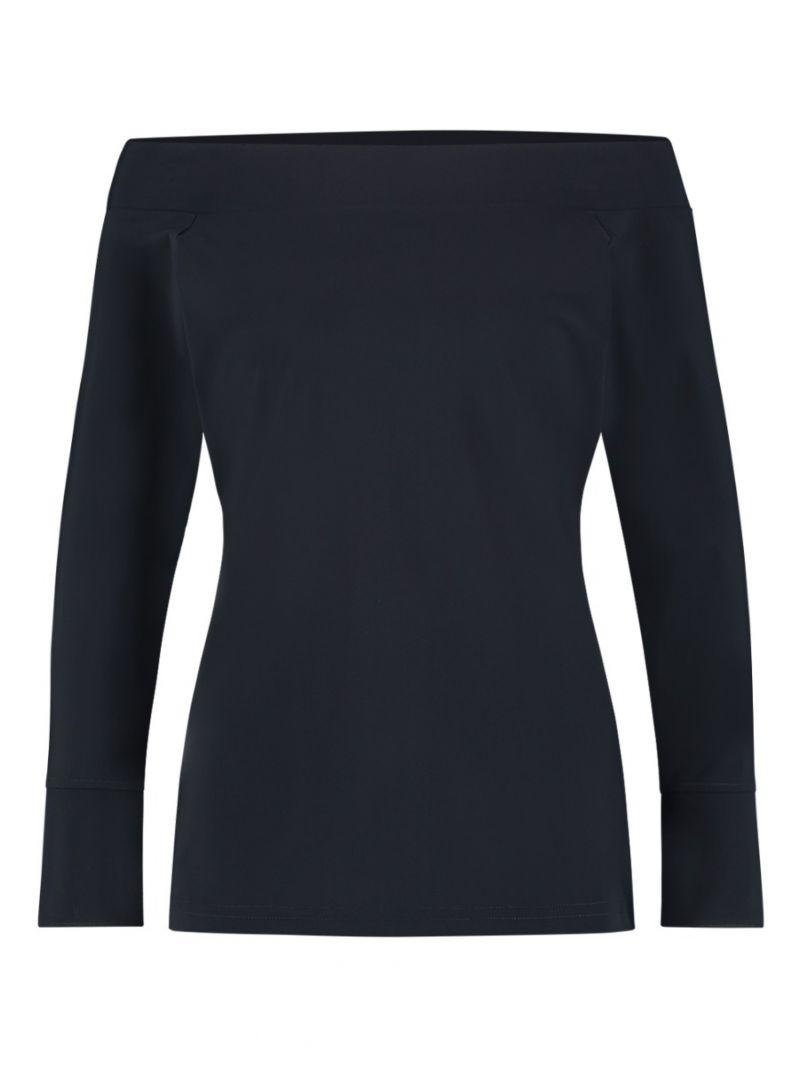 04221 Dolly Travel Shirt - Donker Blauw