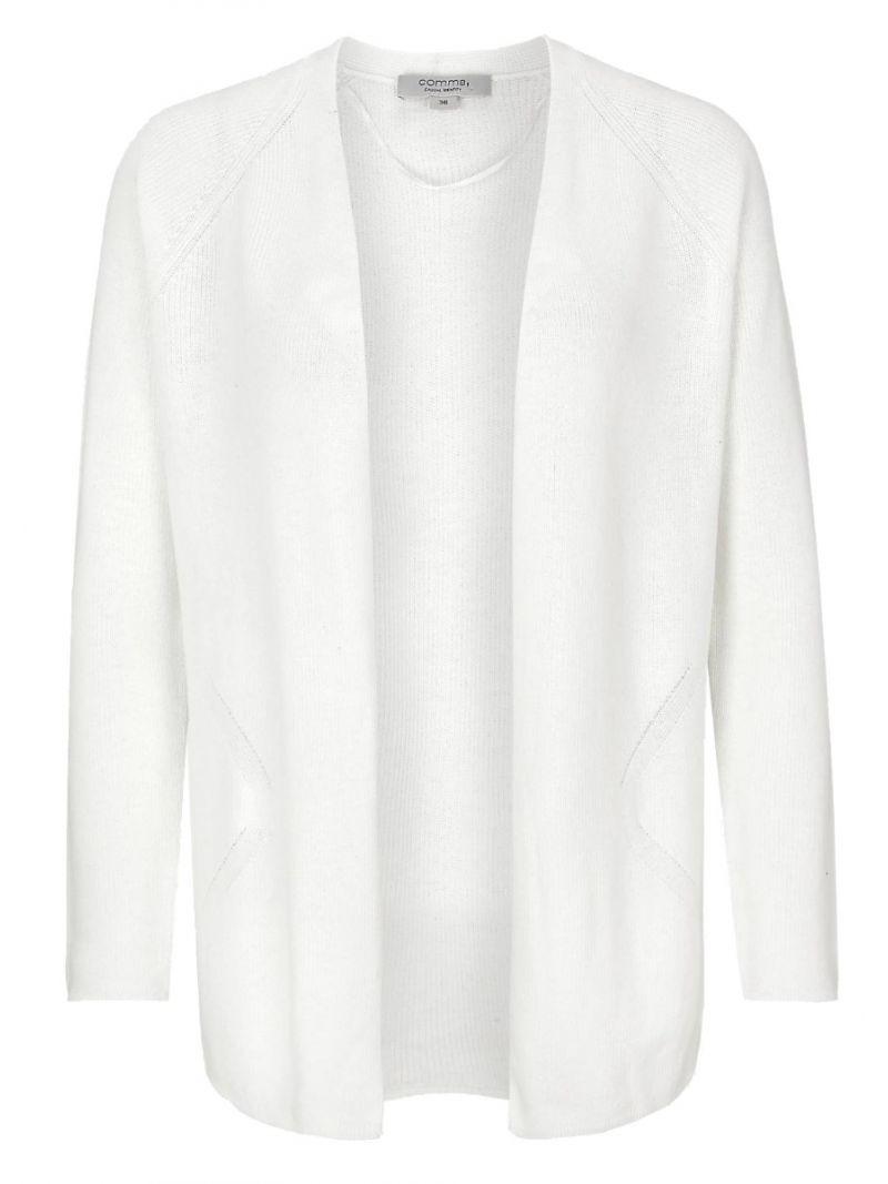 Katoenen Vest - Off White
