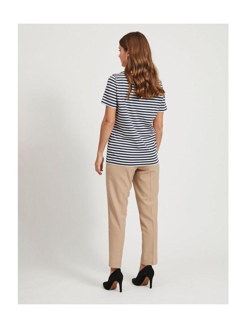 T-Shirt Organic Cotton - Donker Blauw