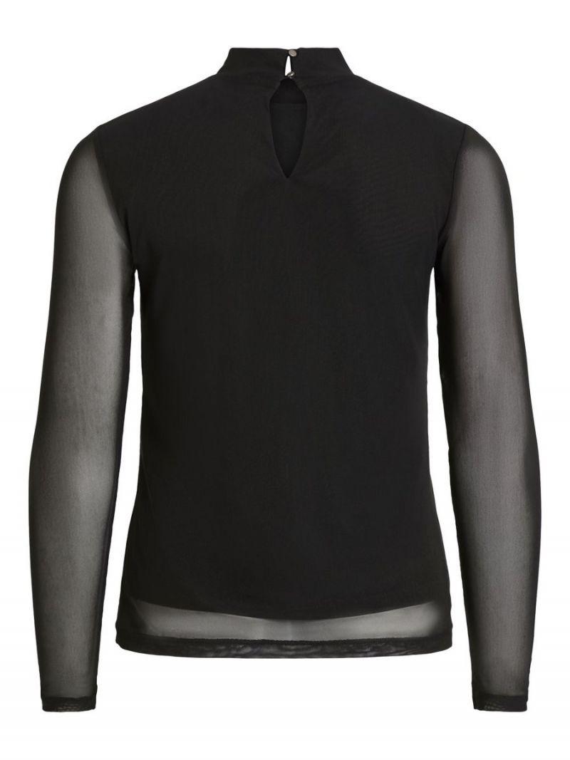 Mesh Shirt - Zwart