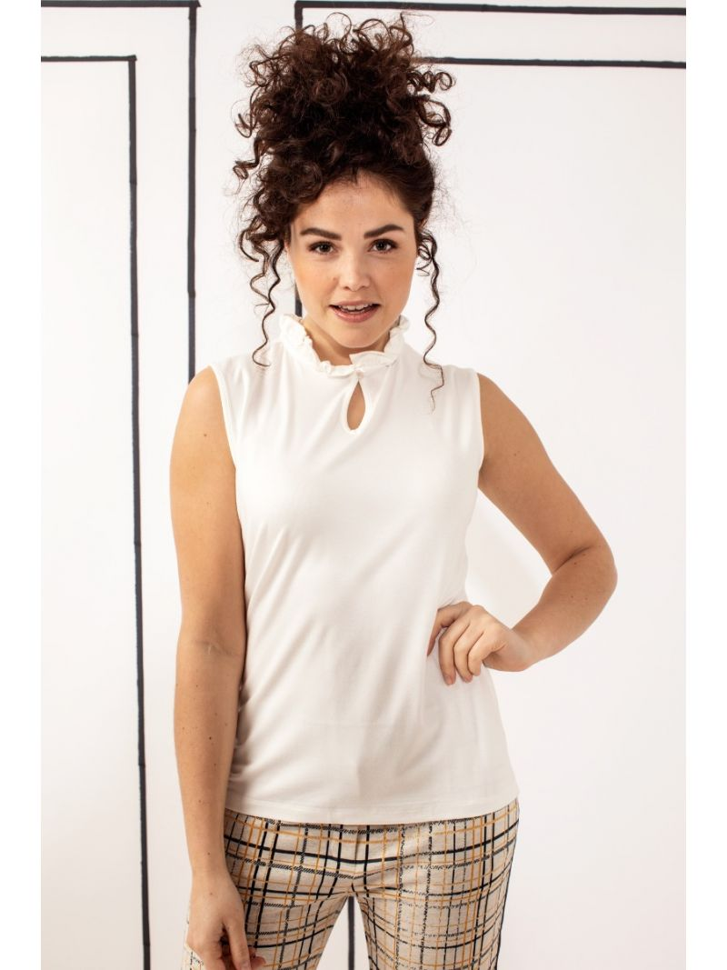 20280 Fabiola Top - Off White