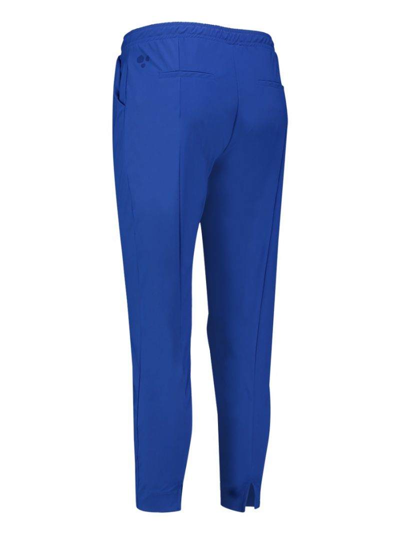 20303 Helen Travel Pants - Cobalt