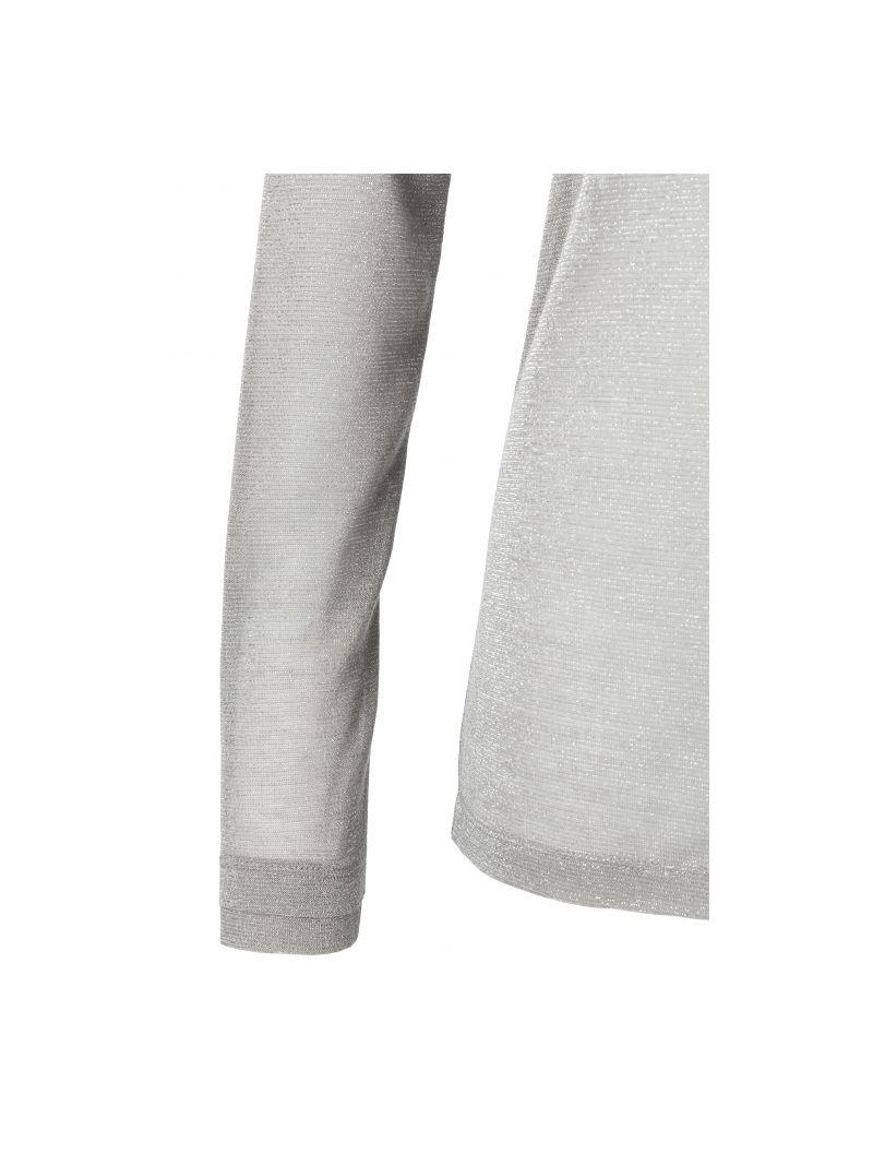 Shirt Glossy - Zilver