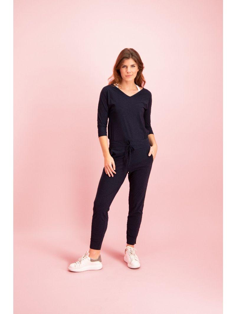 90770 Startup Trousers - Zwart
