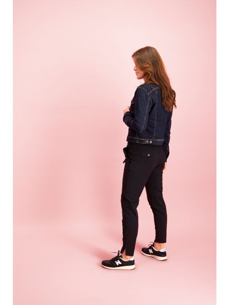 91239 Upstairs Travel Trousers - Donker Blauw
