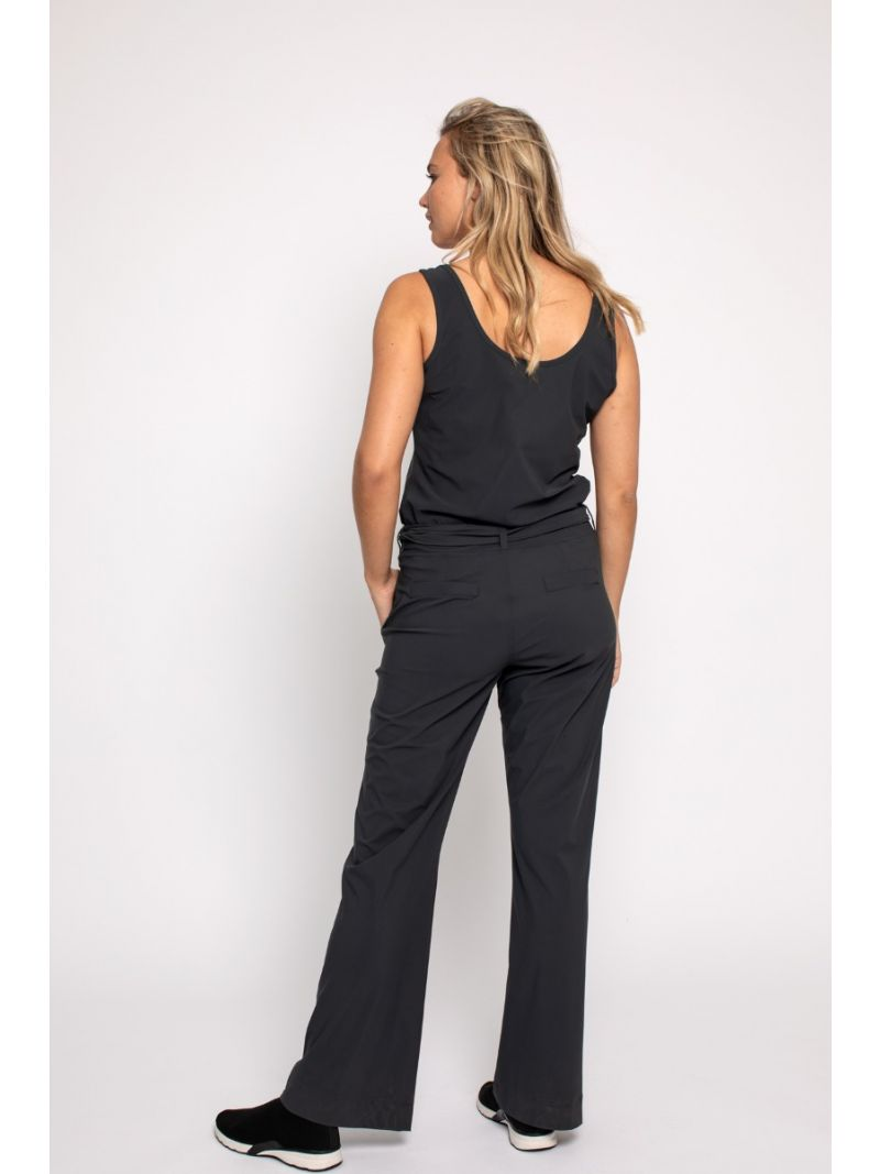 92719 Marilyn Trousers - Antraciet