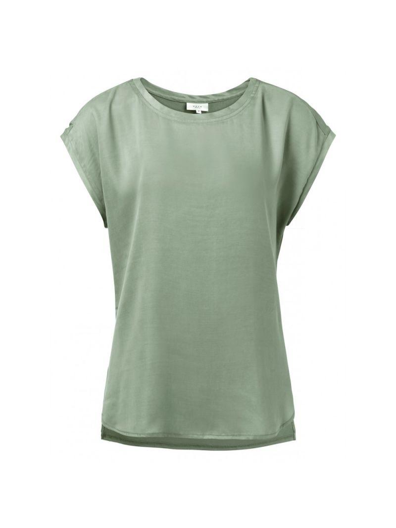 Stofmix Shirt - Groen