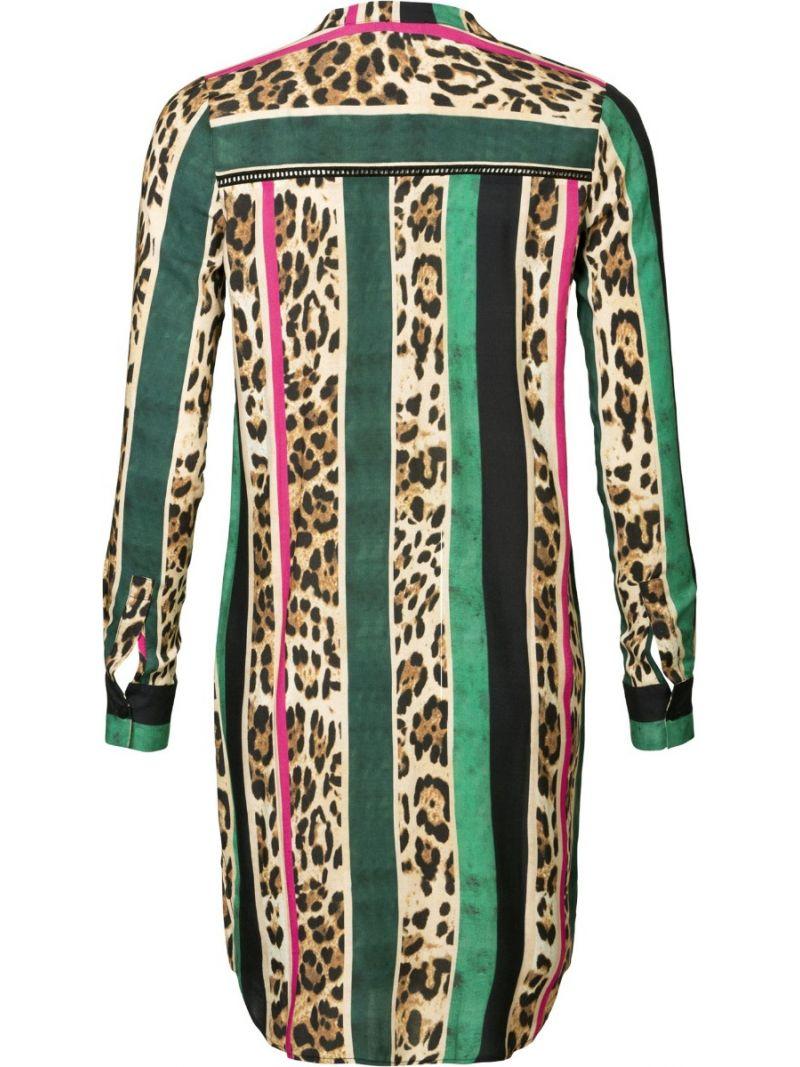 Tuniek Leopard & Stripe