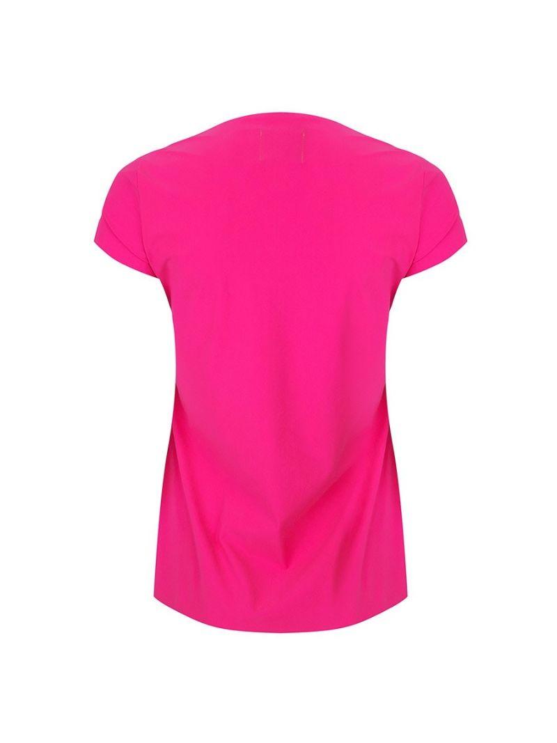 Travel Basic Shirt - Fuchsia