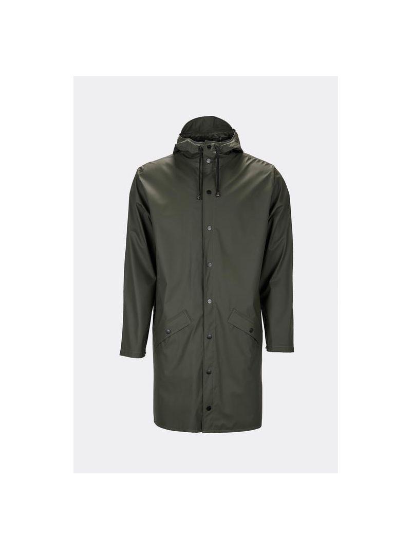 Raincoat Long - Groen