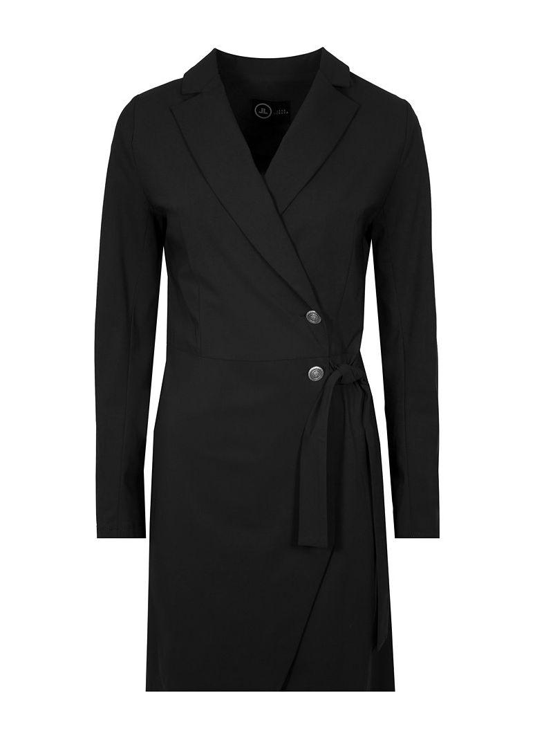 Travel Robe Manteau Naomi - Zwart