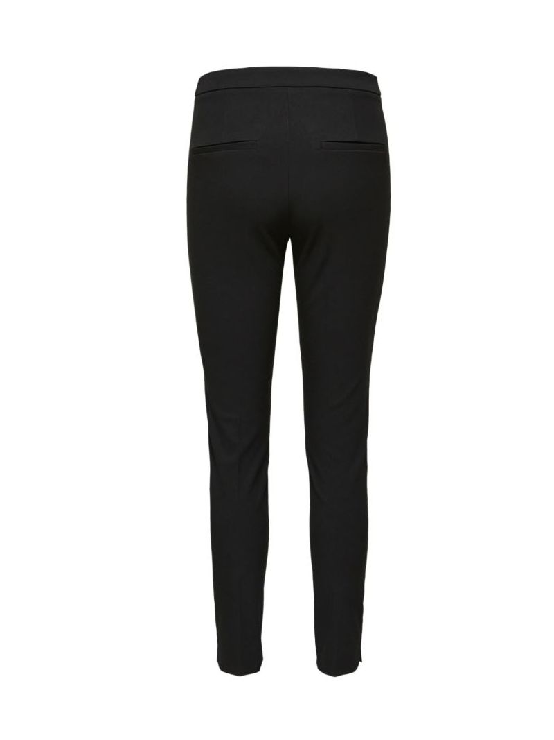 Pants Pintuck - Zwart