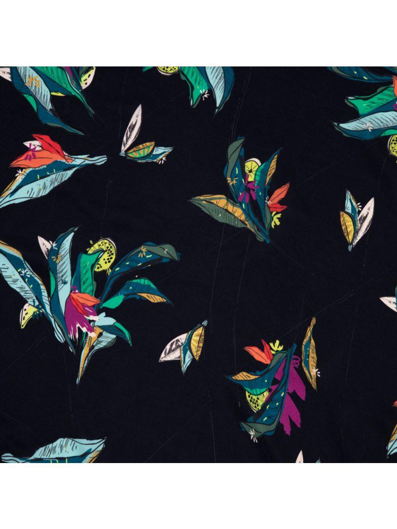 Safari Print Shawl