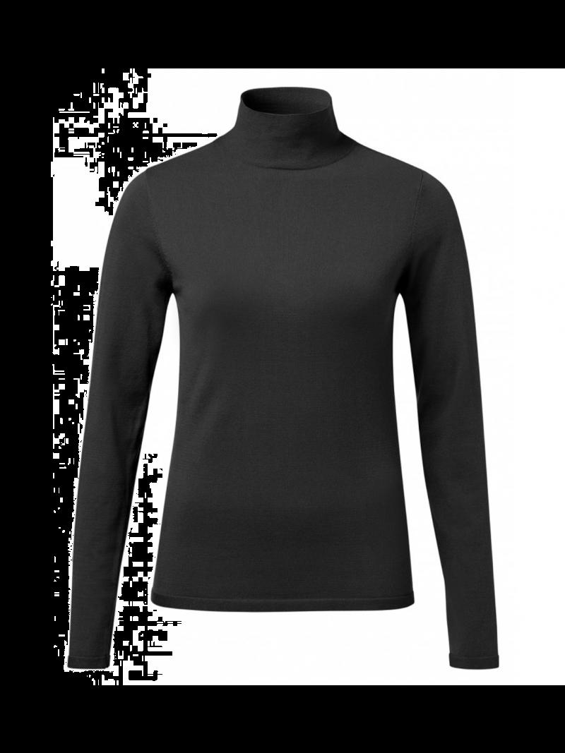 Turtle Pullover - Zwart