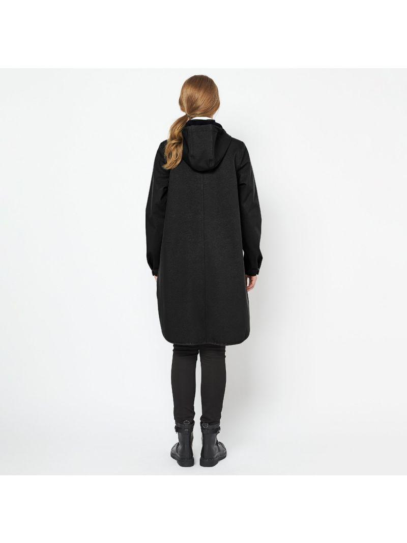Softshell Regenjas - Zwart