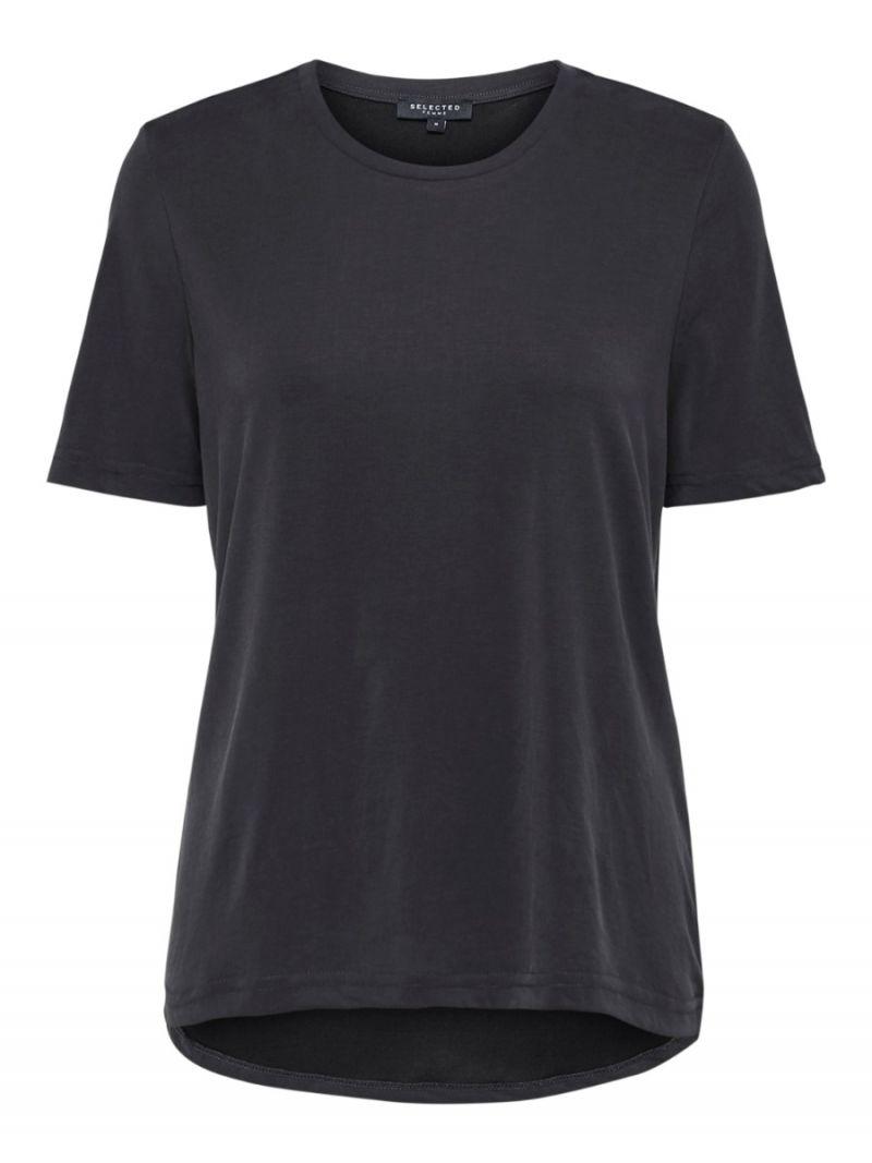 Ella T-Shirt - Zwart