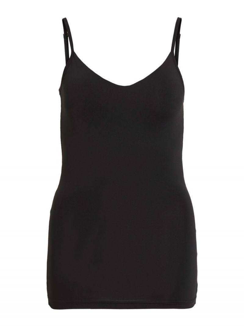 Basis Topje - Zwart