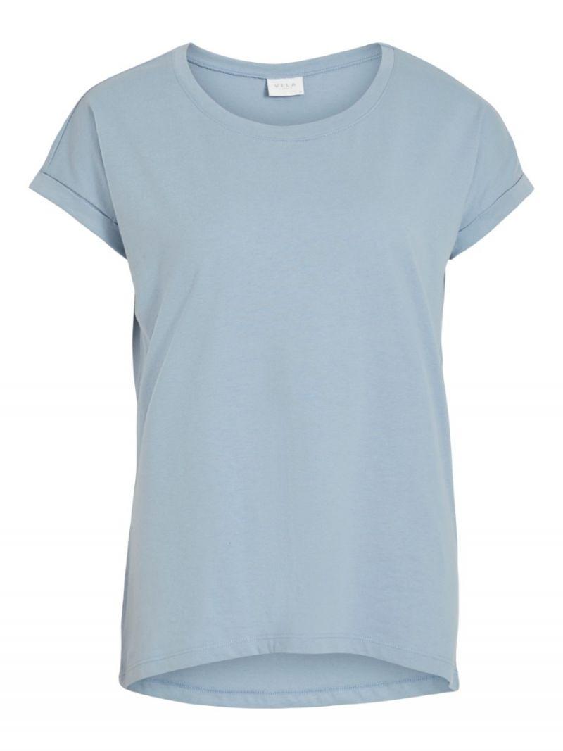 Dreamers Basic T-Shirt - Licht Blauw
