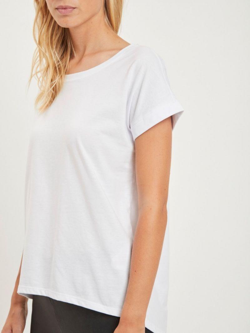 Dreamers Basic T-Shirt - Wit