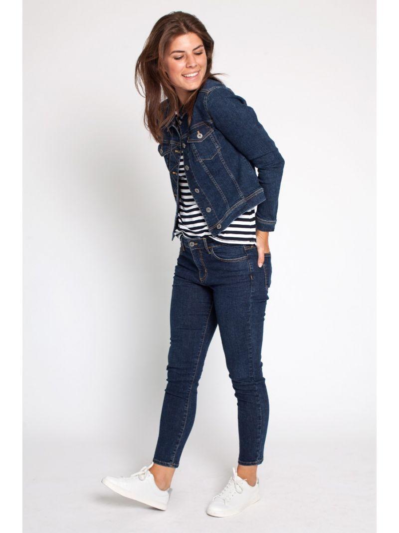 Jeans Jackje- stretch
