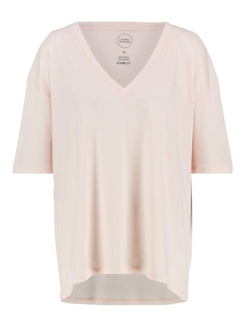 Vneck Shirt 1/2m