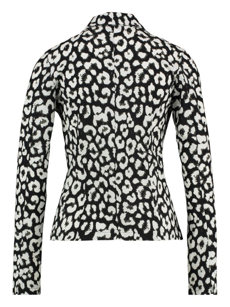 Desk Leopard Travel Blazer